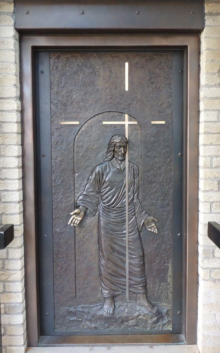 Porte sainte de la basilique cath drale notre dame de qu bec - La porte exterieure ...